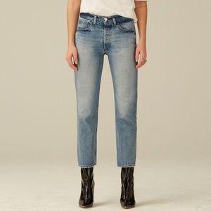 3x1 W3 Higher Ground Crop Boyfriend Aberdeen Jeans